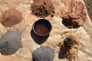 materiali za naravno gradnjo