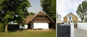 Uporaba slamnate strehe v sodobni naravni gradnji