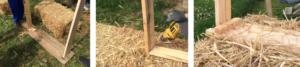 gradnja z leseno konstrukcijo