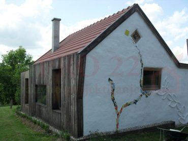 Naravna gradnja hiše