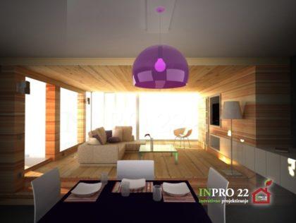 3D izris in notranje oblikovanje