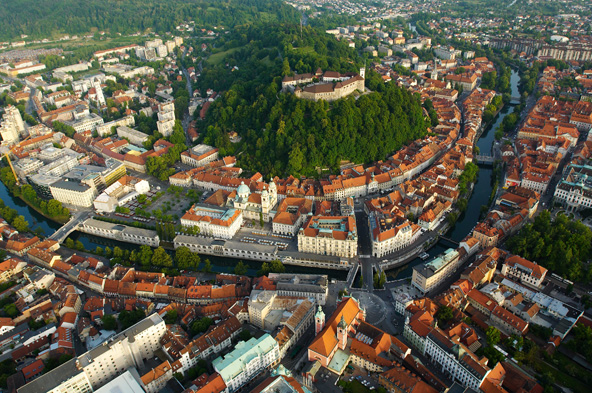 Prostorsko načrtovanje oziroma urbanizem
