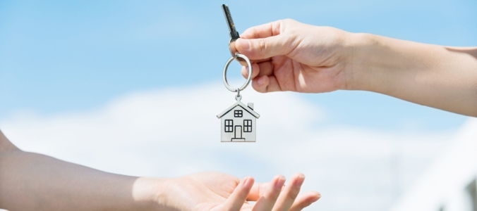 moderne hiše na ključ